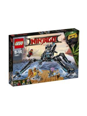 Ninjago Водяной Робот 70611 LEGO. Цвет: синий