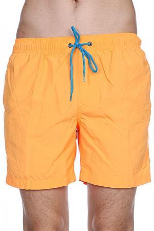 Пляжные мужские шорты  Dana Ii Pool Short Fluro Orange Globe. Цвет: оранжевый