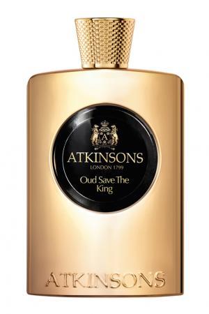 Парфюмерная вода Oud Save  King 100ml Atkinsons. Цвет: multicolor