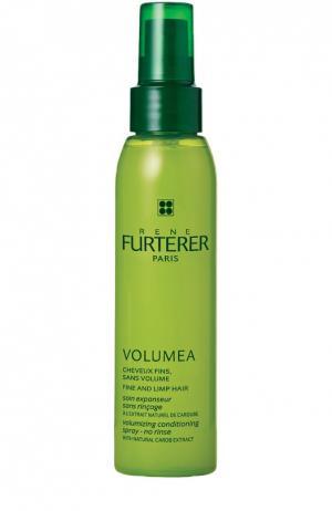 Уход для объема волос без смывания Volumea Rene Furterer. Цвет: бесцветный