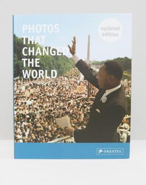 Books Книга Photos That Changed World. Цвет: мульти