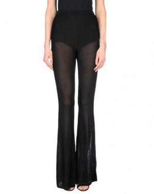 Повседневные брюки ANTONINO VALENTI. Цвет: черный
