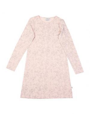 Ночная рубашка WHEAT. Цвет: розовый