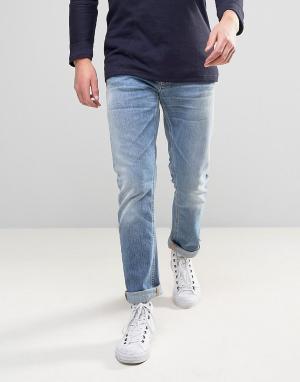 Nudie Jeans Джинсы Co Dude Dan. Цвет: синий