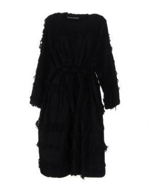 Платье до колена COLLECTION PRIVĒE?. Цвет: черный