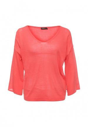 Пуловер Baon. Цвет: коралловый