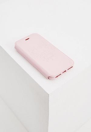 Чехол для iPhone Kenzo. Цвет: розовый