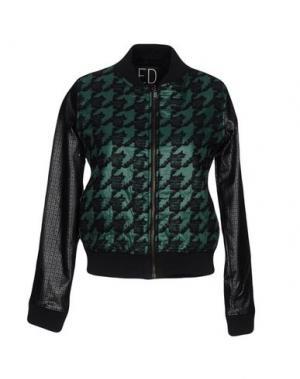Куртка ED 2.0. Цвет: зеленый