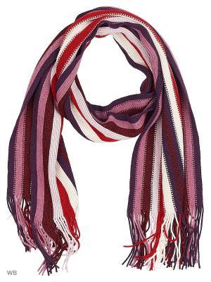 Шарф VICENTE. Цвет: бордовый, малиновый, фиолетовый, молочный, красный, розовый
