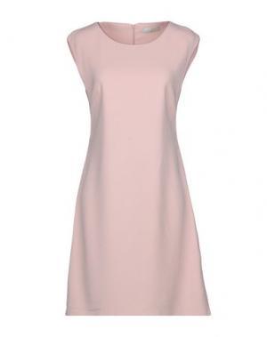 Короткое платье BEATRICE. Цвет: розовый