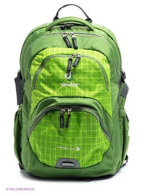 Рюкзак Deuter School Ypsilon. Цвет: салатовый, зеленый