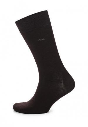 Носки Calvin Klein Underwear. Цвет: коричневый