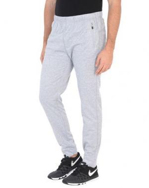 Повседневные брюки CASALL. Цвет: серый
