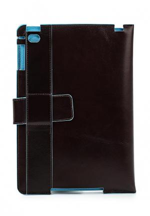 Чехол для iPad Piquadro. Цвет: коричневый