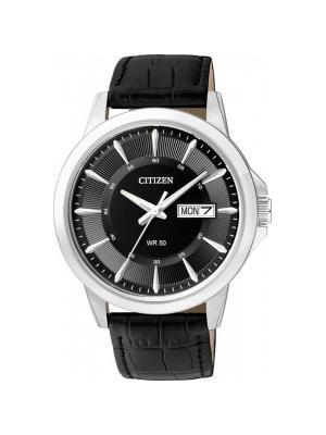 Часы BF2011-01EE CITIZEN. Цвет: черный, серебристый