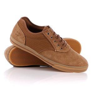 Кеды кроссовки  Arto Rubber Gravis. Цвет: коричневый