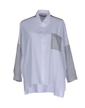 Pубашка ROSSO35. Цвет: белый