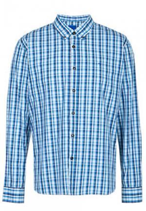 Рубашка JOOP. Цвет: синий