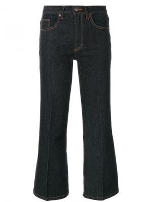 Укороченные джинсы Marc Jacobs. Цвет: синий