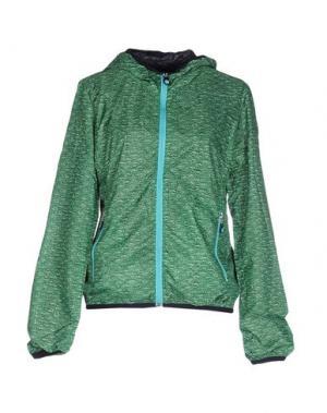 Куртка GABS. Цвет: зеленый