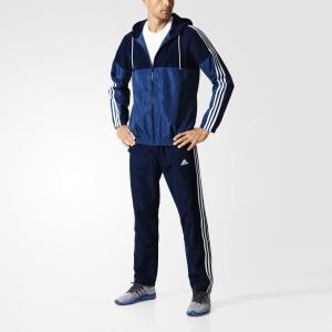 Спортивный костюм Training  Performance adidas. Цвет: белый