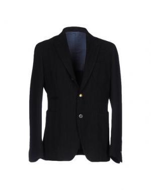 Пиджак JOHN SHEEP. Цвет: черный