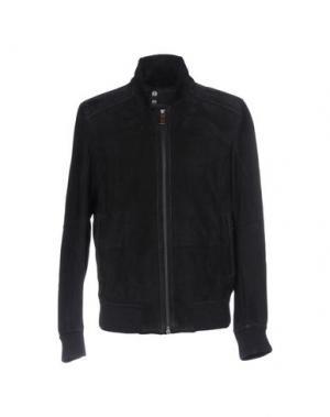 Куртка GIMO'S. Цвет: черный
