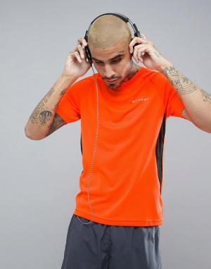 Dare 2b Спортивная футболка Exploit Tech. Цвет: оранжевый
