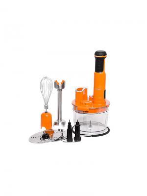 Блендер OURSSON. Цвет: оранжевый