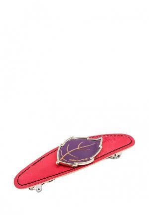 Заколка Kameo-Bis. Цвет: красный