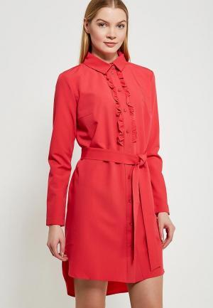 Платье Fashion.Love.Story. Цвет: коралловый