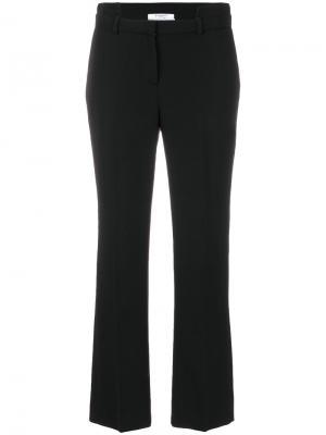 Прямые брюки Givenchy. Цвет: чёрный