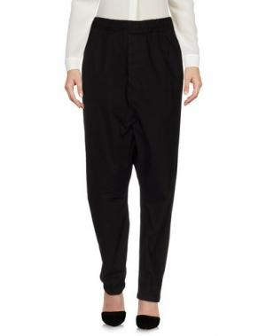 Повседневные брюки 10 MILANO. Цвет: черный