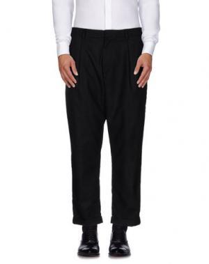Повседневные брюки A QUESTION OF. Цвет: черный