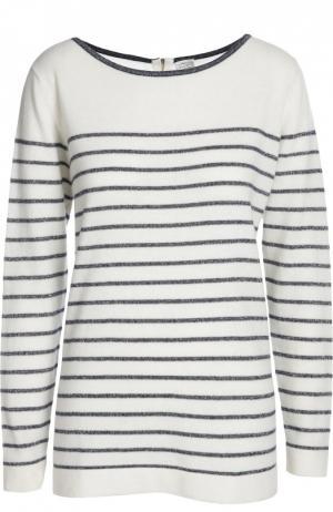 Вязаный свитер Les Ateliers De La Maille. Цвет: разноцветный