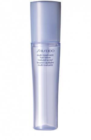 Восстанавливающий лосьон-спрей Multi-Treatment Hair Care Shiseido. Цвет: бесцветный