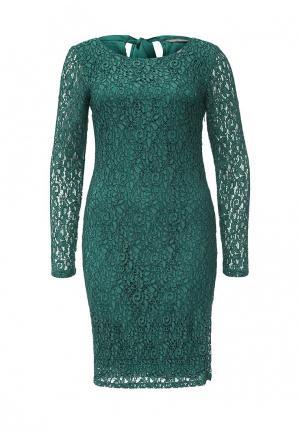 Платье Gaudi. Цвет: зеленый