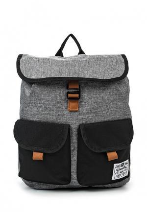 Рюкзак Caterpillar. Цвет: серый