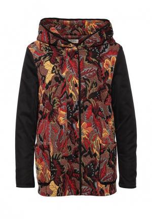 Куртка Grafinia. Цвет: разноцветный