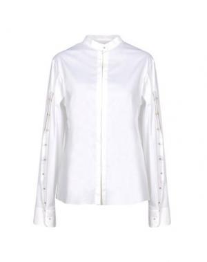 Pубашка ESTEBAN CORTAZAR. Цвет: белый