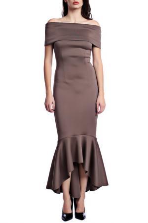 DRESS Emma Monti. Цвет: brown