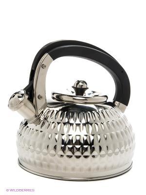 Чайник MAYER-BOCH. Цвет: серебристый