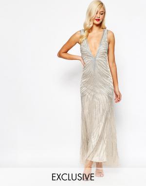Amelia Rose Платье макси