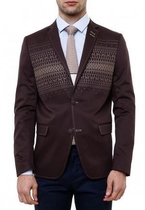Пиджак Wessi. Цвет: коричневый