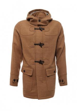 Пальто Merc. Цвет: коричневый