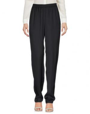 Повседневные брюки CEDRIC CHARLIER. Цвет: черный