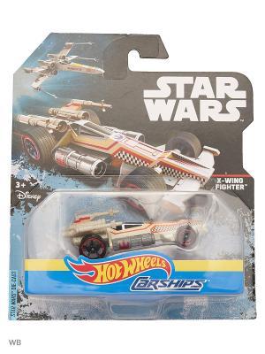Звездный транспорт Star Wars Hot Wheels. Цвет: молочный, черный, серый