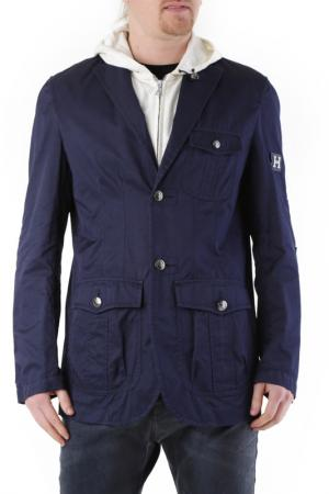 Jacket HUSKY. Цвет: dark blue