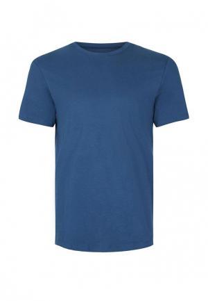 Футболка Topman. Цвет: синий