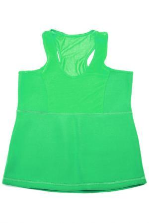 Майка для похудения BRADEX. Цвет: зеленый